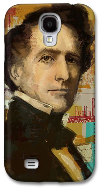 Franklin Pierce Galaxy S4 Case