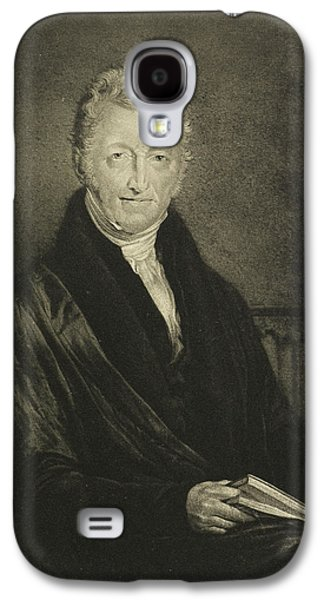Frederick Charles Danvers Galaxy S4 Case by British Library
