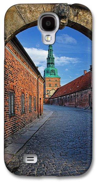 Frederiksborg Castle Hillerod Denmark Galaxy S4 Case by Carol Japp