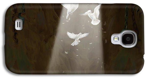 Freedom Galaxy S4 Case