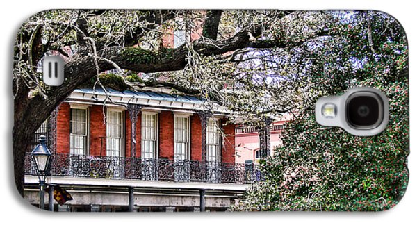 French Quarter Spring Galaxy S4 Case by Olivier Le Queinec