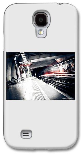 The Nuclear Train Galaxy S4 Case