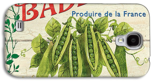 French Veggie Sign 1 Galaxy S4 Case by Debbie DeWitt