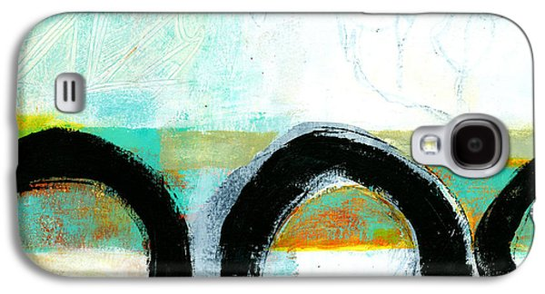 Fresh Paint #4 Galaxy S4 Case by Jane Davies