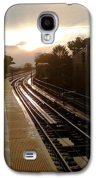 Fresh Pond Rd Station Galaxy S4 Case