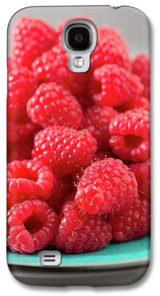 Fresh Raspberries Galaxy S4 Case by Aberration Films Ltd