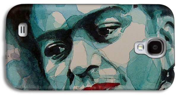 Frida Kahlo Galaxy S4 Case by Paul Lovering