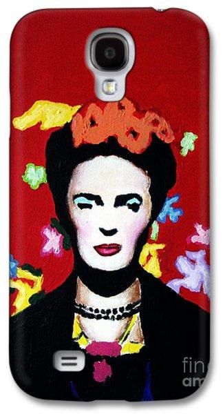 Frida Kahlo Galaxy S4 Case by Venus