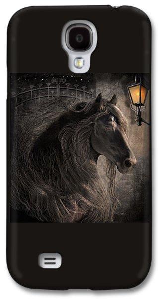 Friesian Glow Galaxy S4 Case