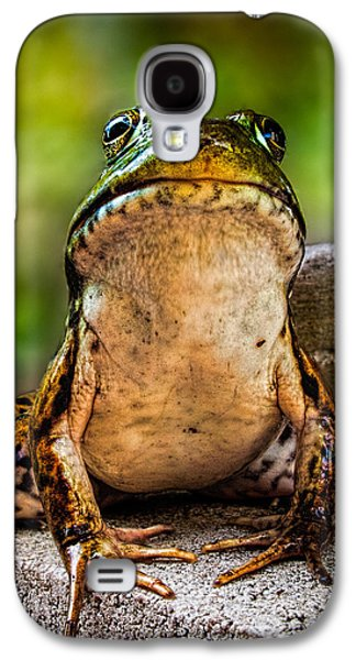 Frog Prince Or So He Thinks Galaxy S4 Case by Bob Orsillo