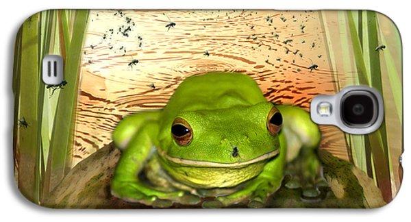 Froggy Heaven Galaxy S4 Case