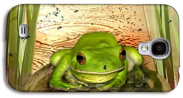 Froggy Heaven Galaxy S4 Case
