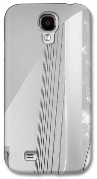 Frozen Music Galaxy S4 Case by Scott Norris