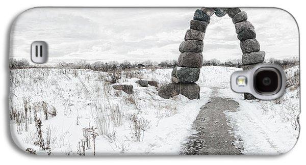 Frozen Stone Arch Galaxy S4 Case