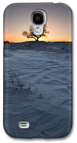 Frozen Tree Of Wisdom Galaxy S4 Case by Aaron J Groen