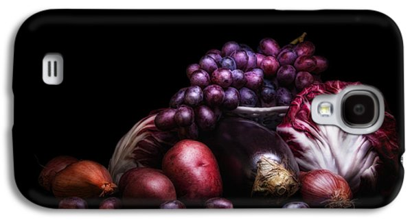 Fruit And Vegetables Still Life Galaxy S4 Case by Tom Mc Nemar