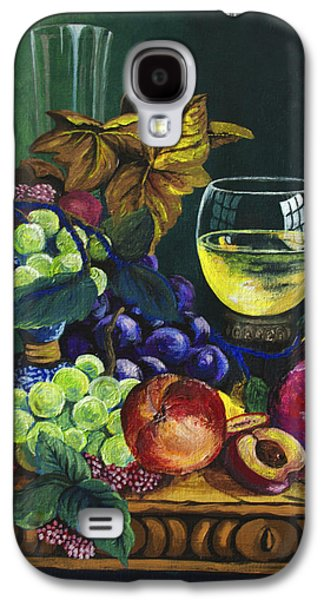 Fruit And Wine Galaxy S4 Case