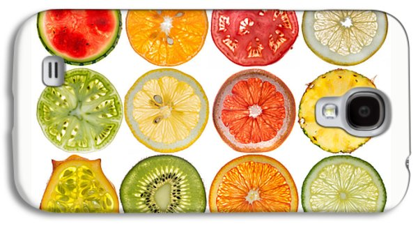 Fruit Market Galaxy S4 Case by Steve Gadomski