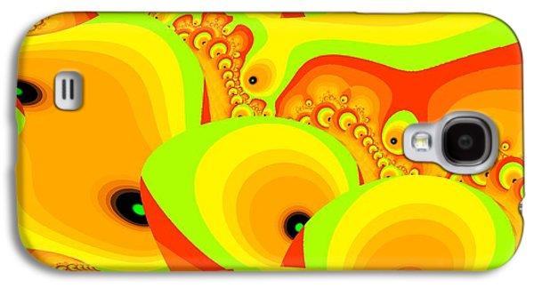 Fruit Paradise Galaxy S4 Case by Anastasiya Malakhova