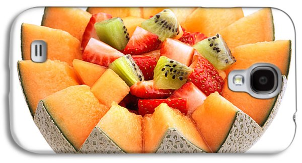 Fruit Salad Galaxy S4 Case by Johan Swanepoel