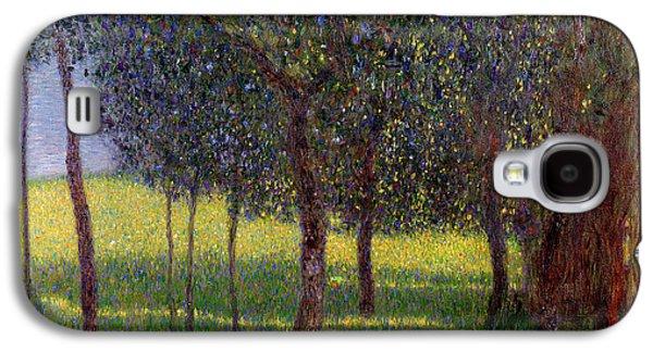 Fruit Trees Galaxy S4 Case