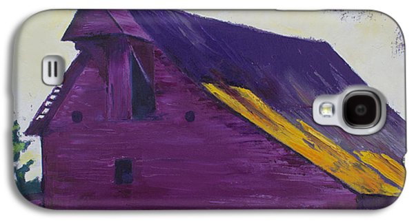 Fuchsia Barn Galaxy S4 Case