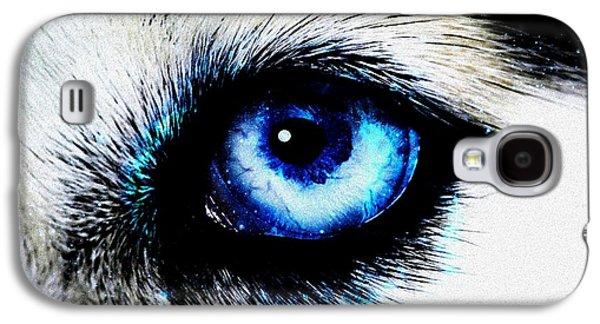 Full Moon Reflection Galaxy S4 Case