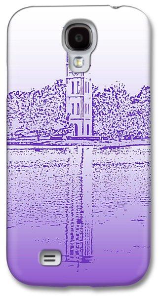 Furman Bell Tower Galaxy S4 Case by Greg Joens