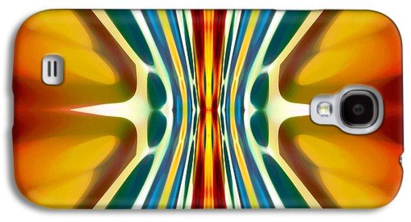 Fury Pattern 6 Galaxy S4 Case by Amy Vangsgard