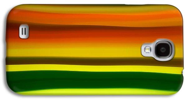 Fury Sea 4 Galaxy S4 Case by Amy Vangsgard