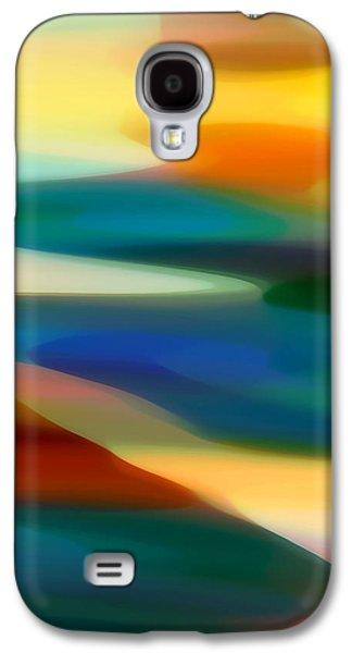 Fury Seascape 1 Galaxy S4 Case by Amy Vangsgard