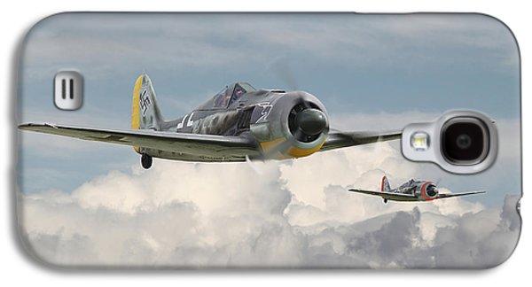 Fw 190 - Butcher Bird Galaxy S4 Case by Pat Speirs