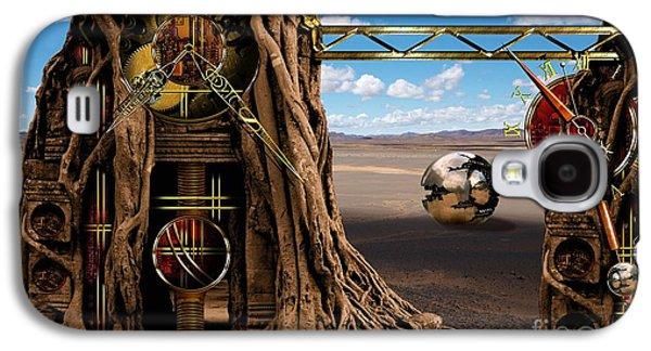 Gagilus Time Dream Galaxy S4 Case by Franziskus Pfleghart
