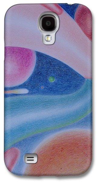 Galaxia Zambulo Galaxy S4 Case by Extranjerocus