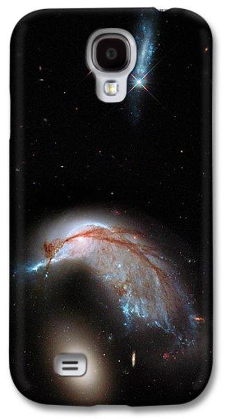 Galaxies Interacting Galaxy S4 Case by Nasa/esa/hubble Heritage Team/stsci/aura