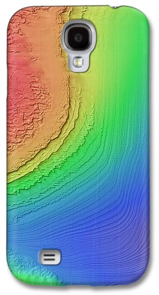 Galle Crater Galaxy S4 Case