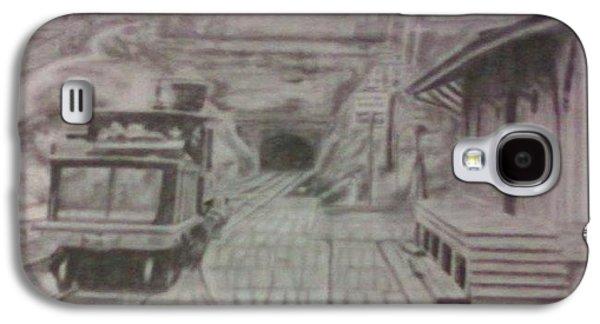 Gallitzin Tunnel Galaxy S4 Case
