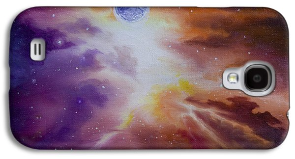 Gamma Nebula Galaxy S4 Case by James Christopher Hill