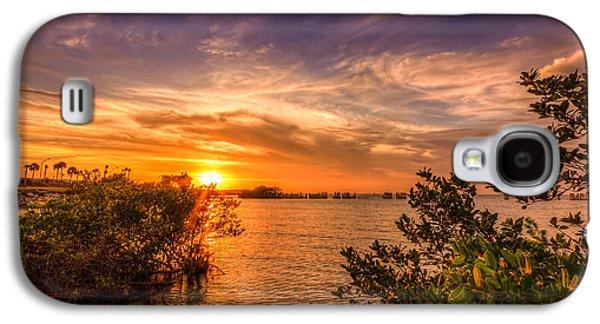 Gandy Sunset Galaxy S4 Case