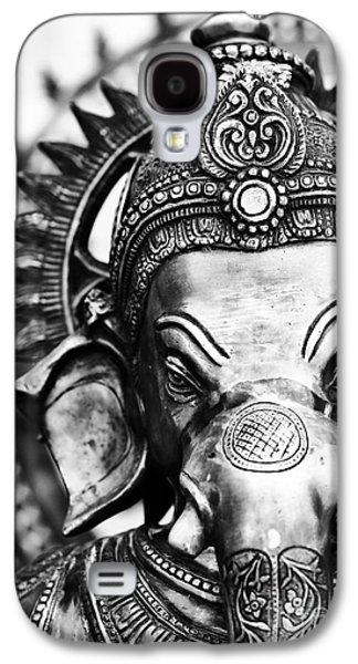 Ganesha Monochrome Galaxy S4 Case