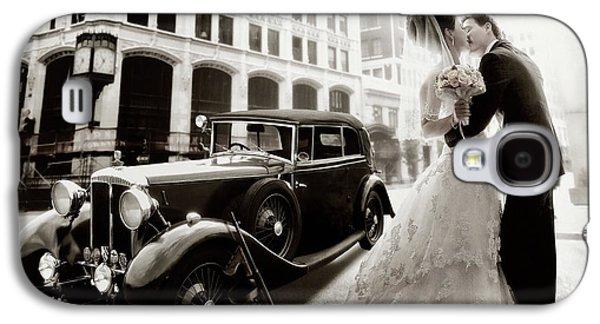 Car Galaxy S4 Case - Gangster Wedding by Dmitry Laudin