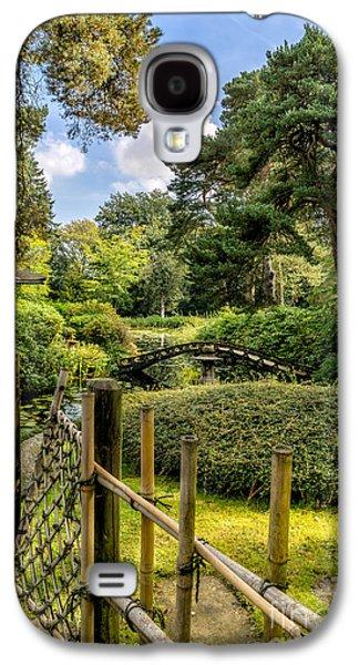 Garden Bridge Galaxy S4 Case by Adrian Evans