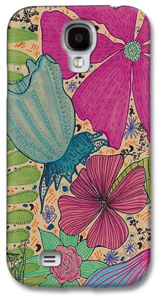 Garden Magic Galaxy S4 Case by Rosalina Bojadschijew