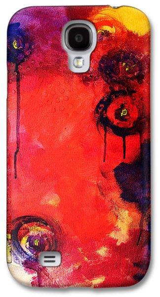 Garden Of Good And Evil Galaxy S4 Case by Nancy Merkle