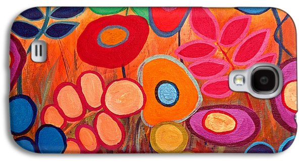 Garden Party Galaxy S4 Case by Ruth Palmer