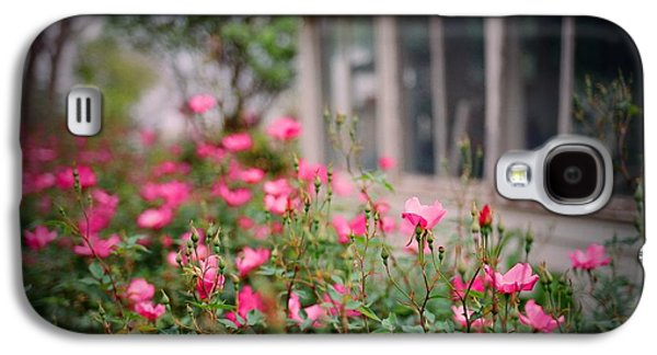 Gardens Of Pink Galaxy S4 Case