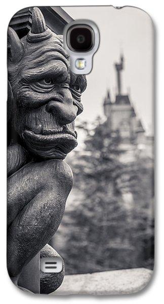 Castle Galaxy S4 Case - Gargoyle by Adam Romanowicz