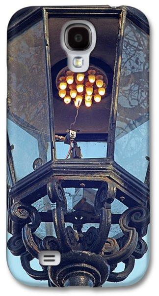 Gas Street Lighting Galaxy S4 Case