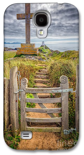 Gate To Holy Island  Galaxy S4 Case