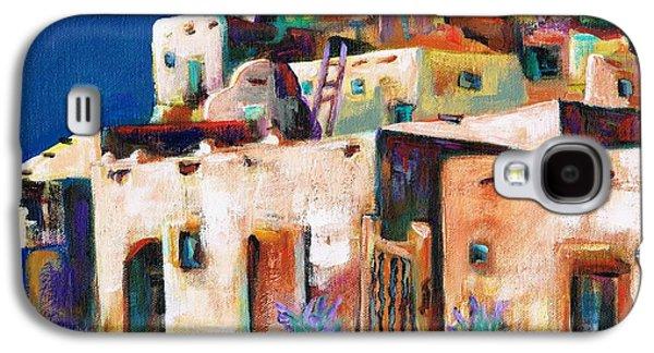 Gateway Into  The  Pueblo Galaxy S4 Case by Frances Marino